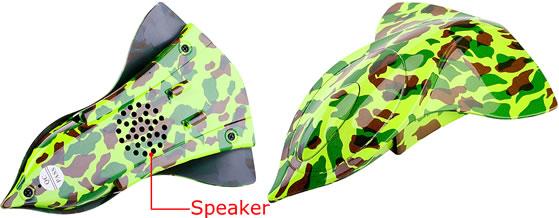 USB Aircraft Speaker