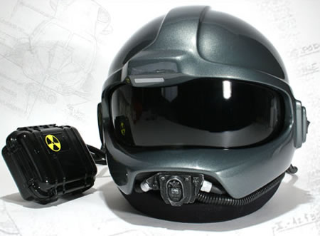 Airwolf Pilot Helmet