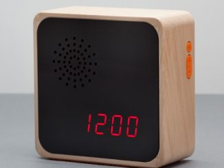Alba Alarm Clock