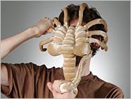 Alien Facehugger Plush