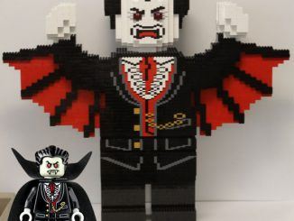 all-night LEGO build happening in the nation's spookiest city of New Orleans