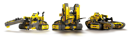 OWI All Terrain Robot