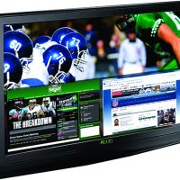 Allio 42-inch HDTV with Integrated PC and Blu-Ray Player