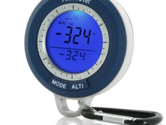 6-in-1 Multifunction Digital Altimeter, Compass, Weather