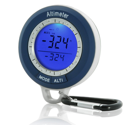 6-in-1 Multifunction Digital Altimeter, Compass, Weather