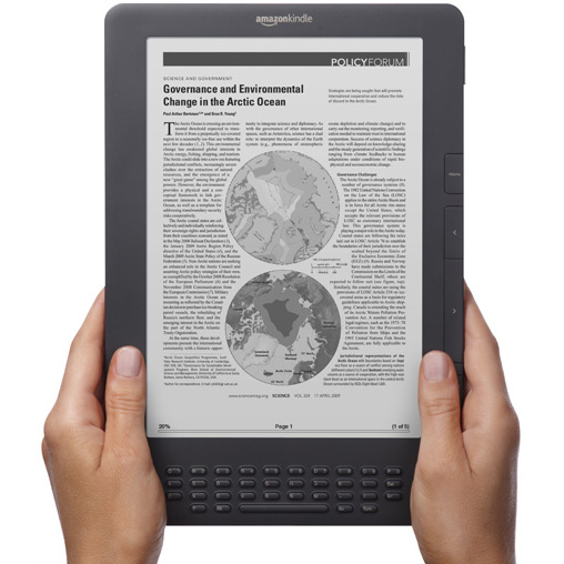 Amazon Kindle DX