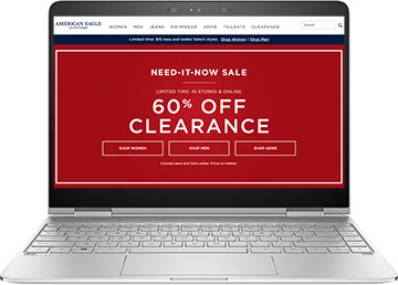 American Eagle Coupons & AE com Discount Codes