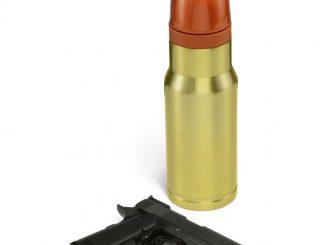 ammo shaped Mug