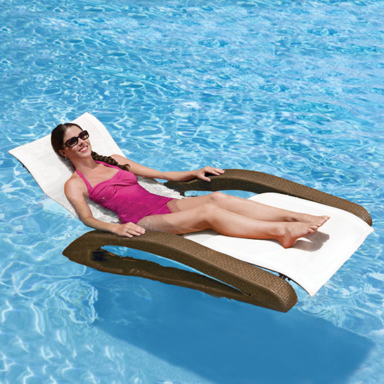 Amphibious Chaise Lounger