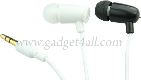 Angel and Devil In-Ear Headphones