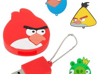 Angry Birds USB Flash Drive