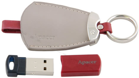 Handy Steno Flash Drive
