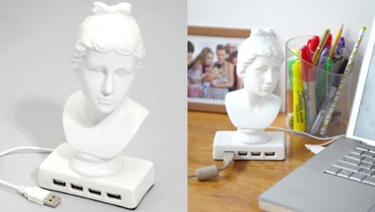 Ceramic USB Hub