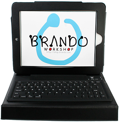 Apple iPad 2 Bluetooth Keyboard Case