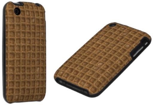 Apple iPhone 3 Waffle Case