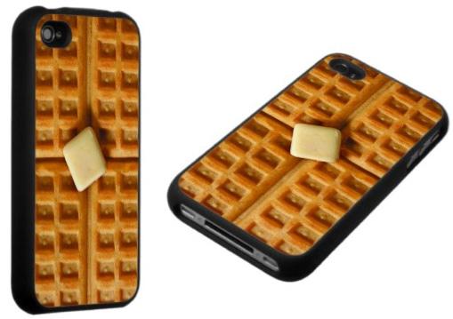 Apple iPhone 4 Waffle Case