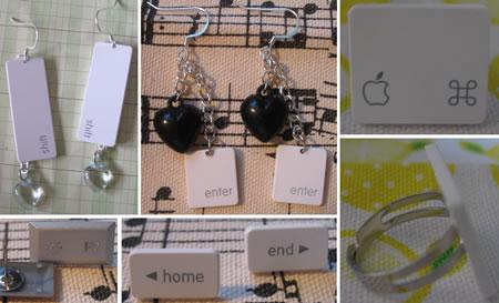 Apple Computer Geek Jewelry