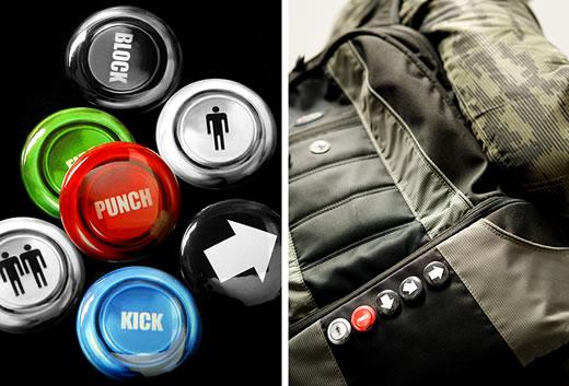 Arcade Buttons Buttons