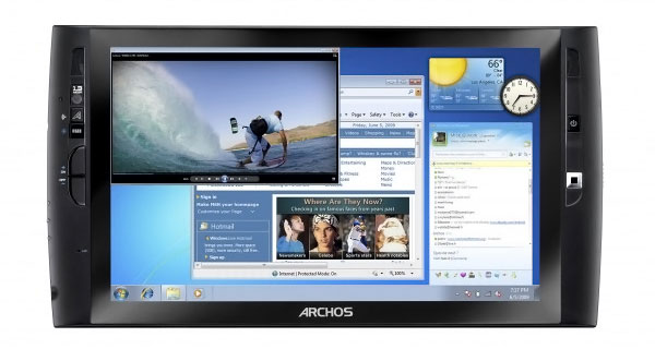 ARCHOS 9 PC Tablet Bundle