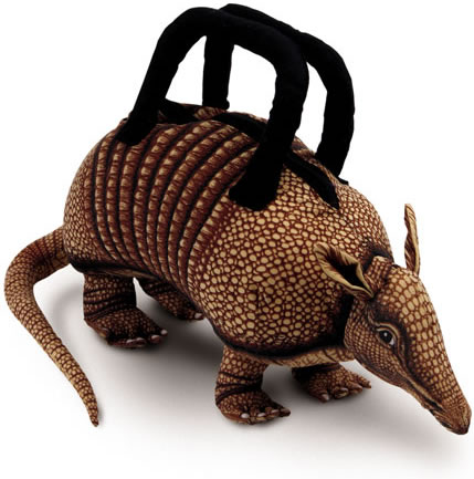 Armadillo Purse | GeekAlerts