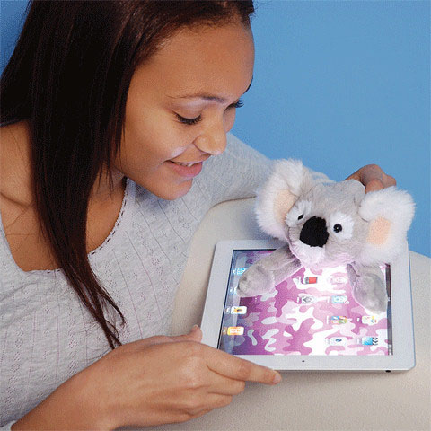 aroma home Koala LCD Screen Wipe
