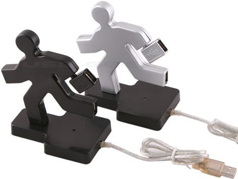 Athlete USB Hub