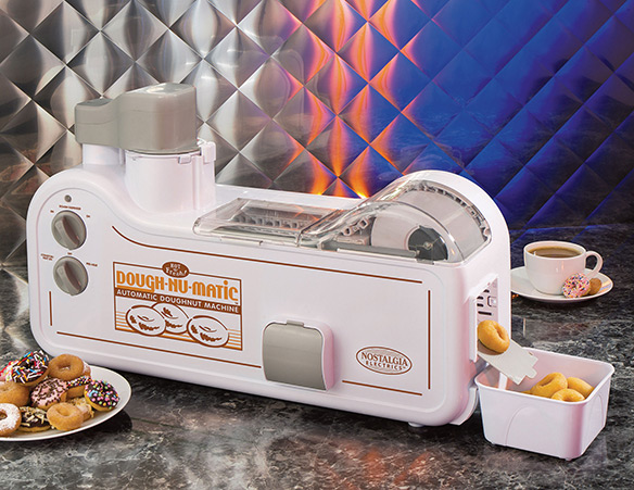 Automatisk Mini Donut Maker