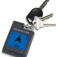 Backtrack GPS Homing Device Keychain