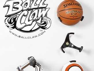 Ball Claw Basketball, Football, Soccer Ball Holder