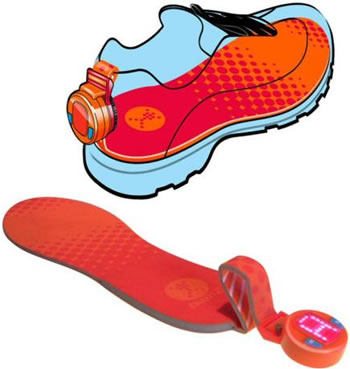 BamZ Interactive Insoles
