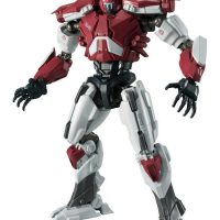 Bandai Tamashii Nations Pacific Rim Uprising Guardian Bravo Robot Spirits Action Figure