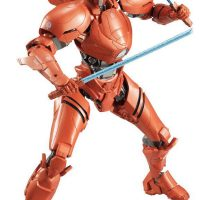 Bandai Tamashii Nations Pacific Rim Uprising Saber Athena Robot Spirits Action Figure