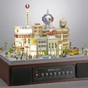 Bandai Diorama Speaker
