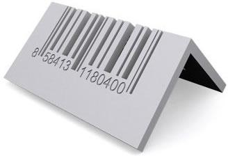Barcode CD Holder