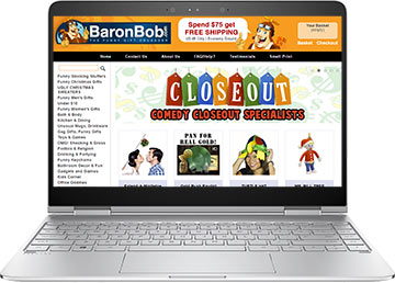 BaronBob Coupon Codes