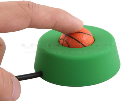 USB Basketball Fidget