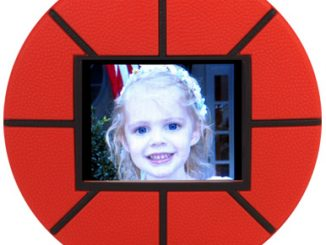 Basketball Digital Picture Frame