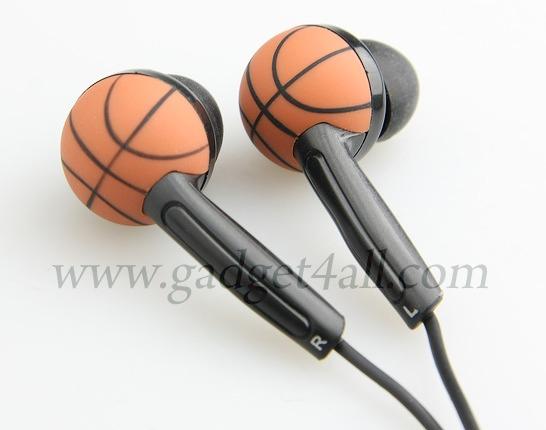 Basketball Earphones