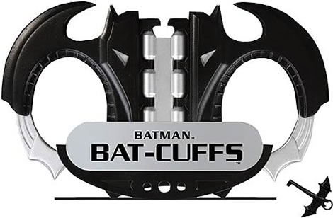Batman Bat-Cuffs Replica