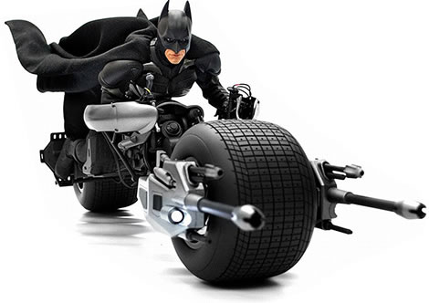 Batman: The Dark Knight - Batpod