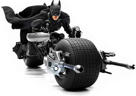 Batman: The Dark Knight - Batpod