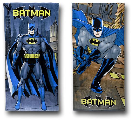 Batman Beach Towels