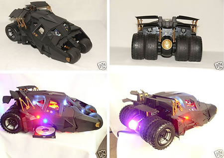 Batmobile Case Mod