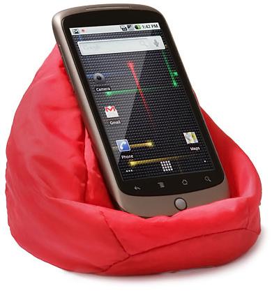 Beanbag Cellphone Chair