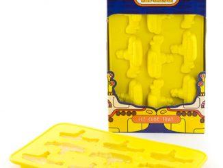 The Beatles Yellow Submarine Ice Cube Tray