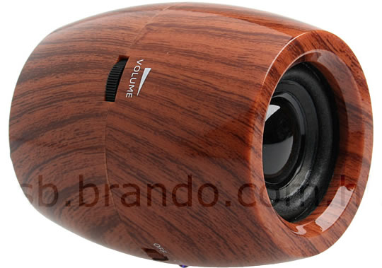 Beer Barrel USB Speaker