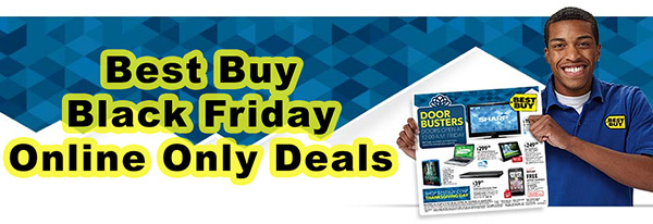 Best Buy Black Friday Online Deals