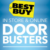 Best Buy Black Friday Online Doorbusters