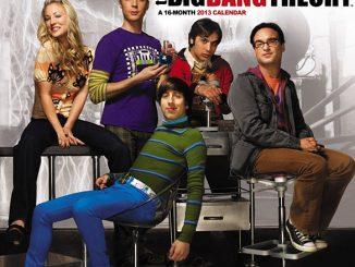 The Big Bang Theory 2013 Calendar