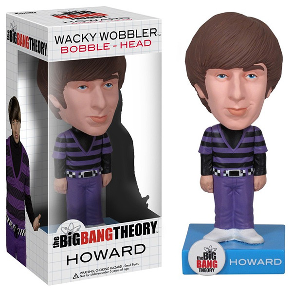 Big Bang Theory Howard Wolowitz Bobblehead